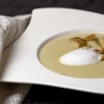 Maronensuppe nach Lafer