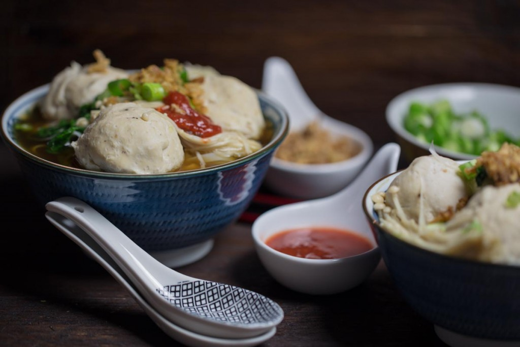 Bakso Ayam – Indonesische Hühnersuppe