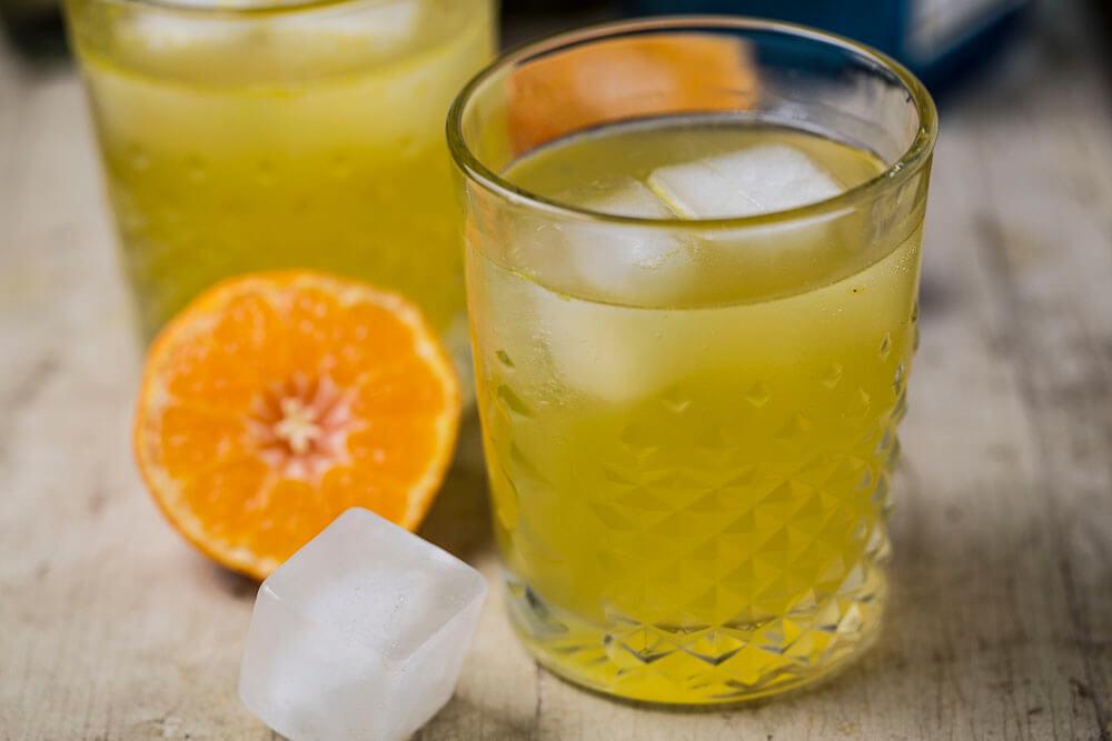 Clemetine Winter Cocktail