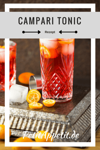 Campari Tonic Pinterest