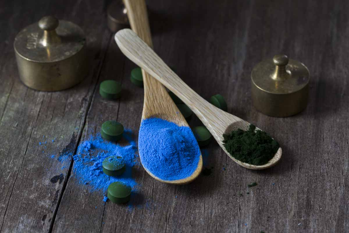 Magic Blue Spirulina