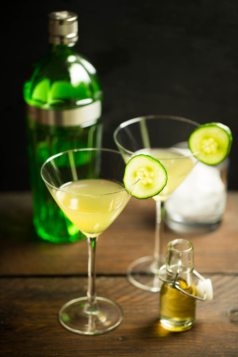 Gin-Garden-Martini