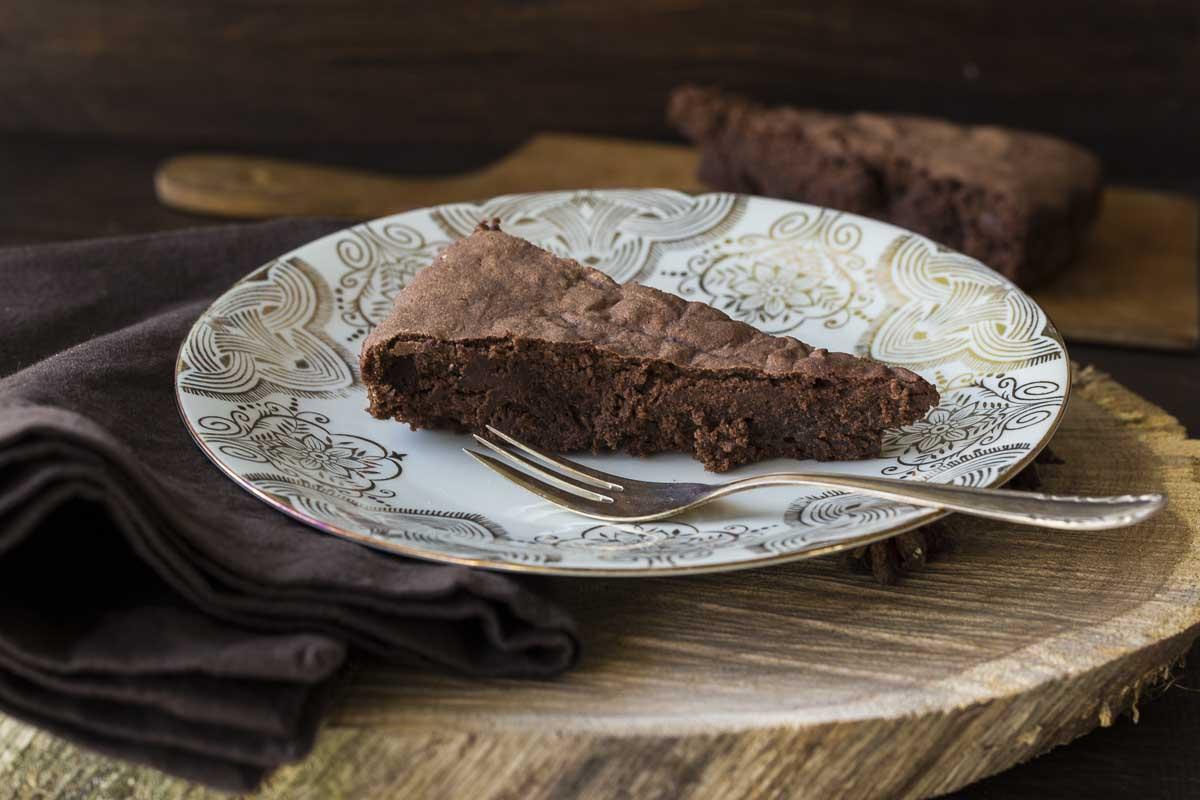 Maronenschokoladenkuchen