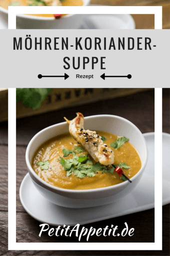 Moehren-koriander-suppe