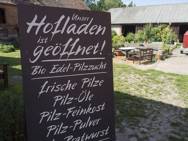 Hofladen Biopilze Altmark