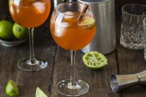 Strohrum Cocktail