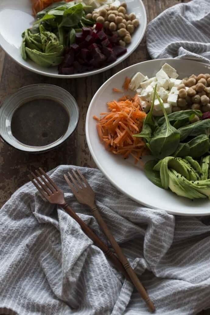 Cabarete Salat